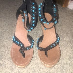 Size 10 Wedges